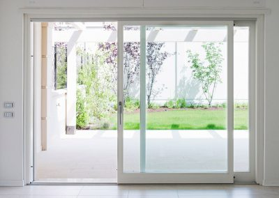 Double Glaze uPVC Sliding Door