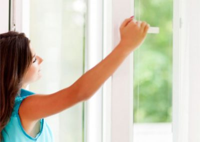 uPVC Window & Door Systems - Safety