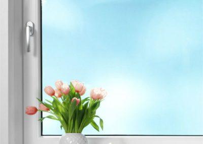 Double Glaze uPVC Window